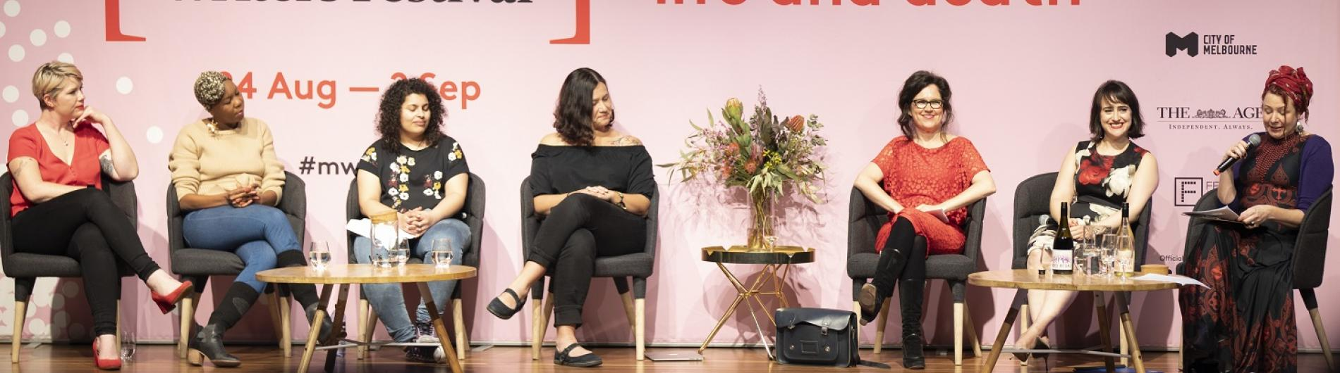Woman of Letters at Melbourne Writers Festival